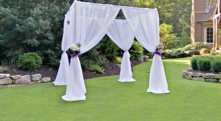 Chuppah rental in Pittsfield, Berkshire County, Western Mass.