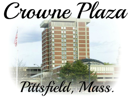 Crowne Plaza Wedding, Pittsfield