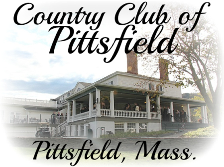 Country Club of Pittsfield Wedding