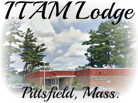 ITAM Lodge Wedding, Pittsfield