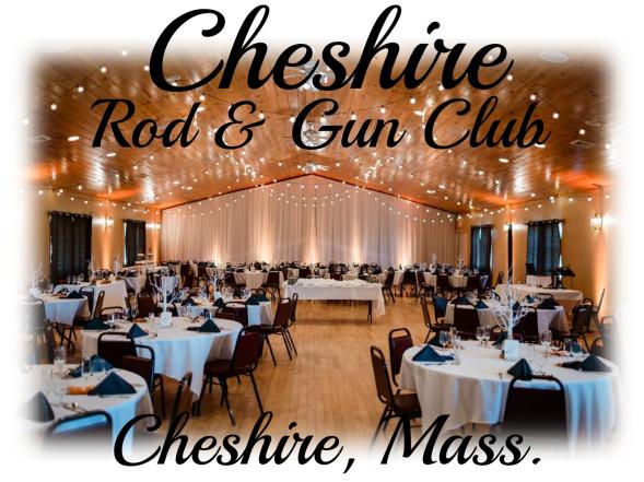 Cheshire Rod and Gun Club wedding, Cheshire, Mass.
