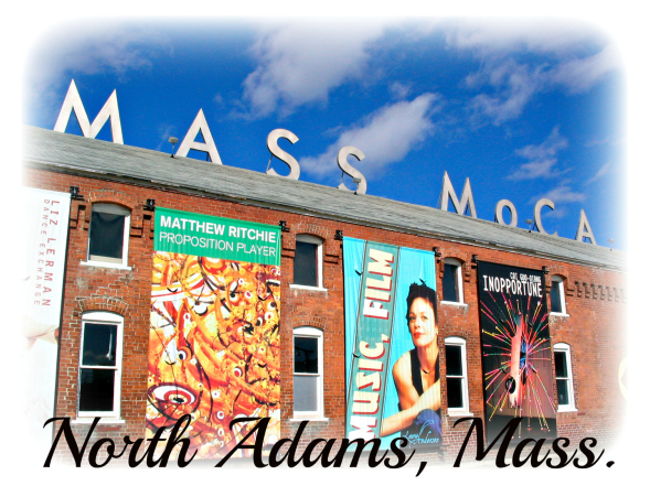 Mass MoCA wedding