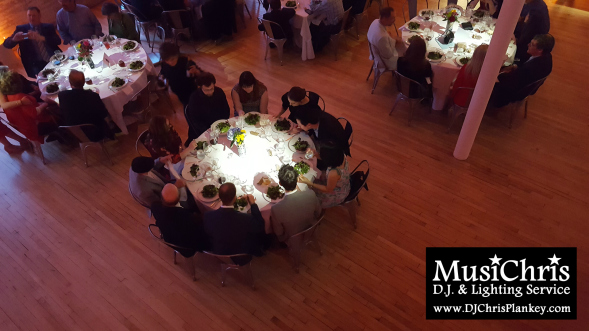 Mass MoCA wedding, wedding lighting, berkshire county, western mass, event lighting