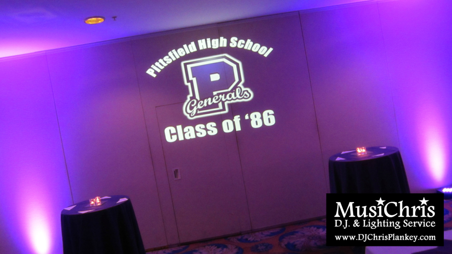 A custom monogram as a focal point can define your event like no sign or banner can! & Custom Wedding Monogram Lighting | DJ Pittsfield - Western MA ... azcodes.com